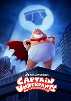 Captain Underpants: The First Epic Movie online kijken