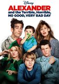 Alexander and the Terrible, Horrible, No Good, Very Bad Day (2014) online kijken