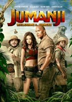 Jumanji: Welcome to the Jungle online kijken