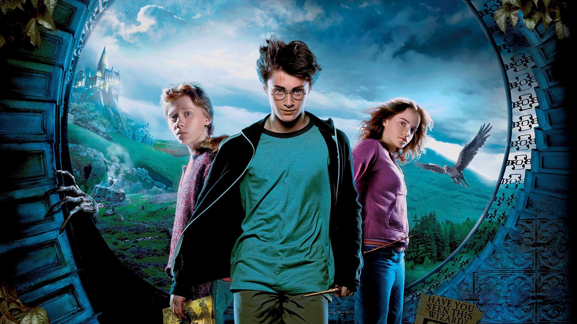 Ongebruikt Harry Potter and the Prisoner of Azkaban - Pathé Thuis FB-94