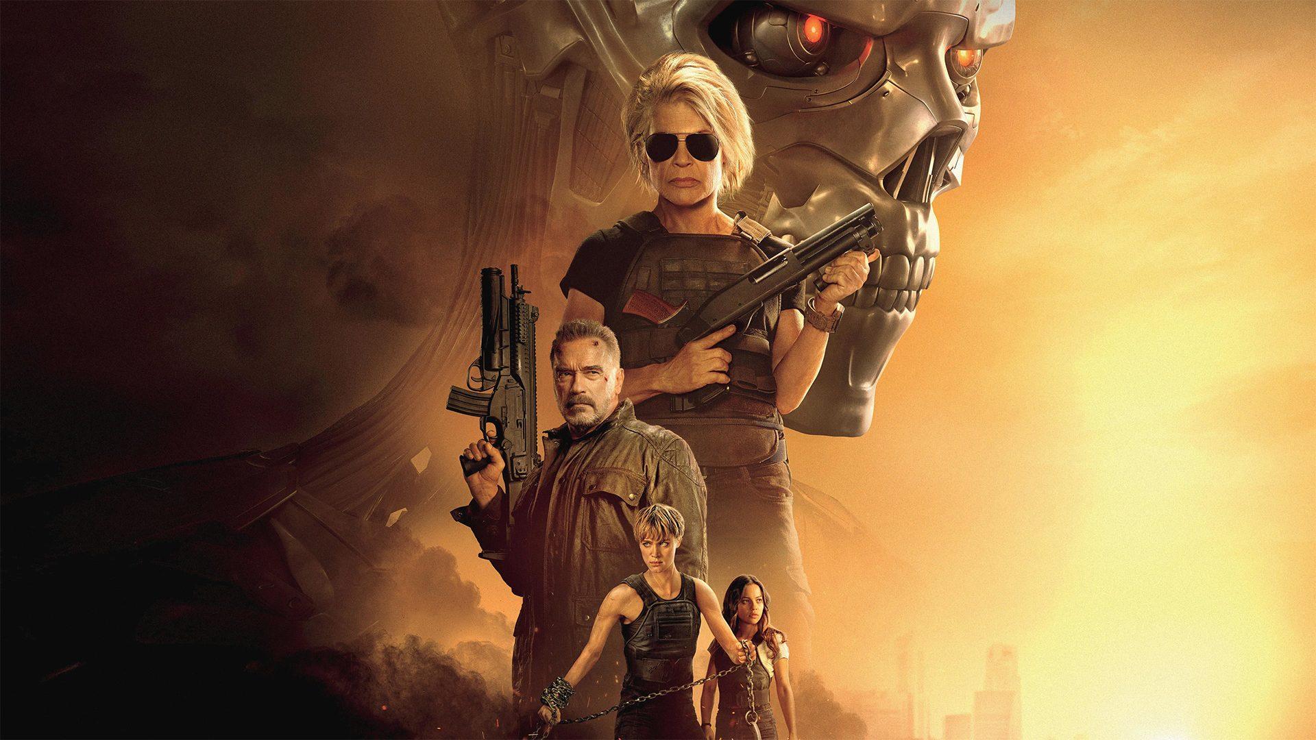 Terminator Dark Fate Pathé Thuis
