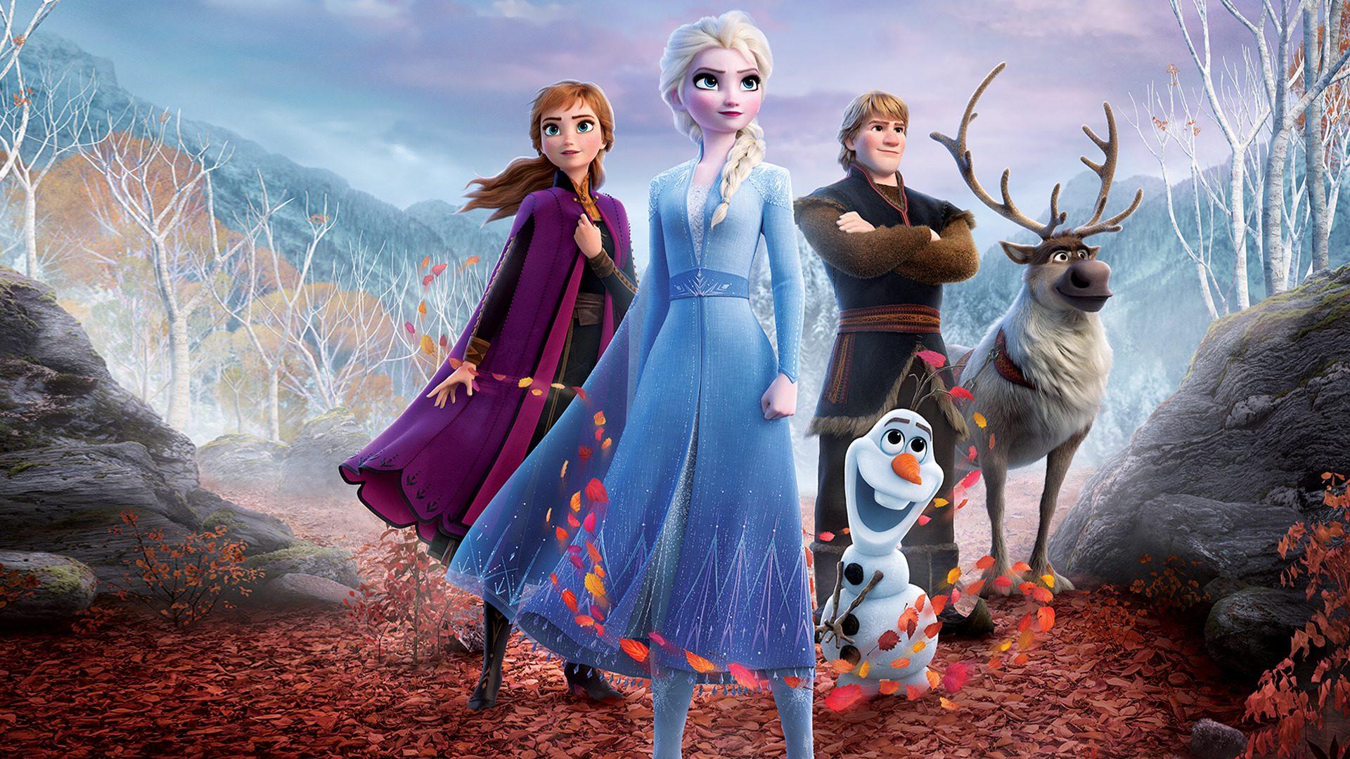 Frozen 2 (NL) - Pathé Thuis
